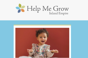 Help Me Grow Fall Newsletter Cover Image